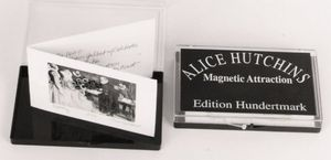 ALICE HUTCHINS, Magnetic Attractions
